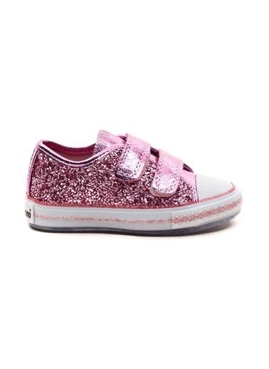 minipicco Kız Cocuk Ortopedik Destekli Spor Ayakkabı Pembe
